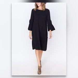 Bloom Dress - Black